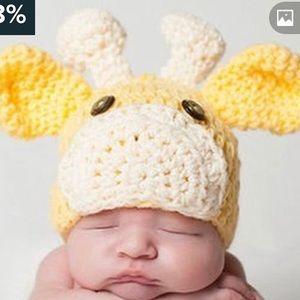 Other - Photography giraffe beanie boy or girl!